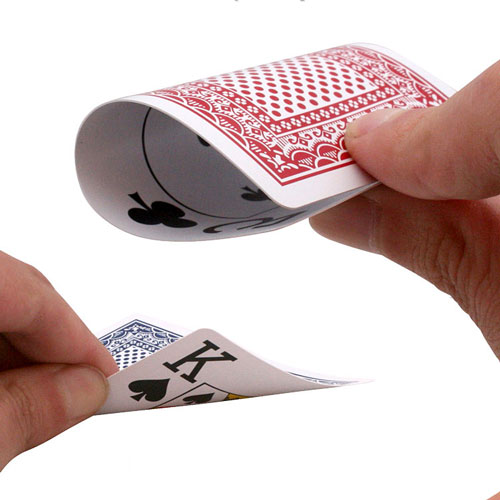 poker club invisible ink playing cards