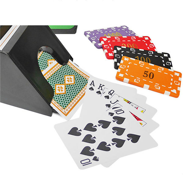 Marked Cards Poker