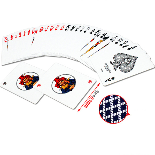 Poker cheat GOLDEN TROPHY Playing Cards   cheating at poker