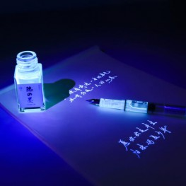 Luminous Ink Pen Invisible Ink Marked Playing Cards Contact Lenses