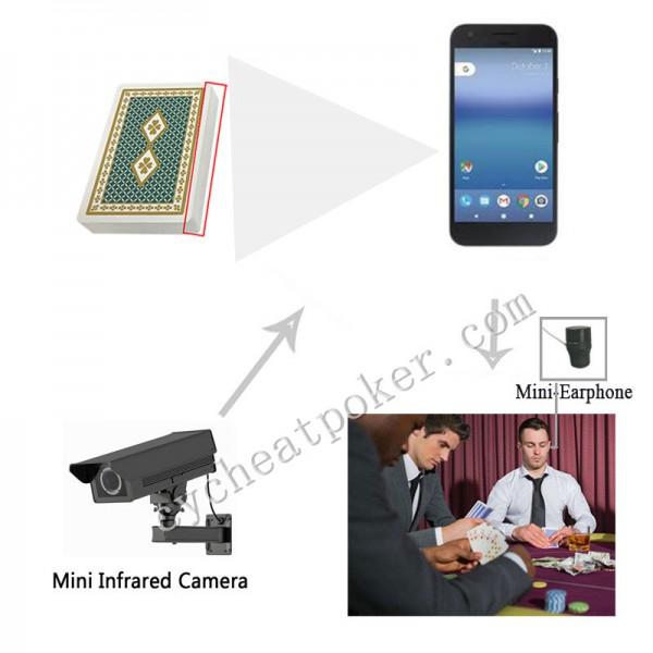 Samsung Charger Poker Camera