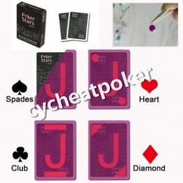 Poker stars Perspective poker For cheating lens perspective glasses Poker cheating in marked card