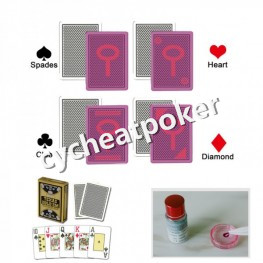 Copag Texas Hold 'Em Cards Poker Cheat Marked Cards for Perspective Glasses