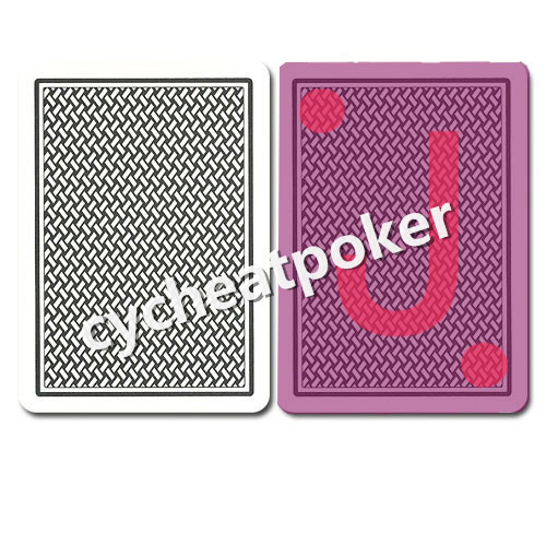 Copag Texas Hold 'Em Marked Cards With Invisible Ink for Perspective Glasses Poker Cheat