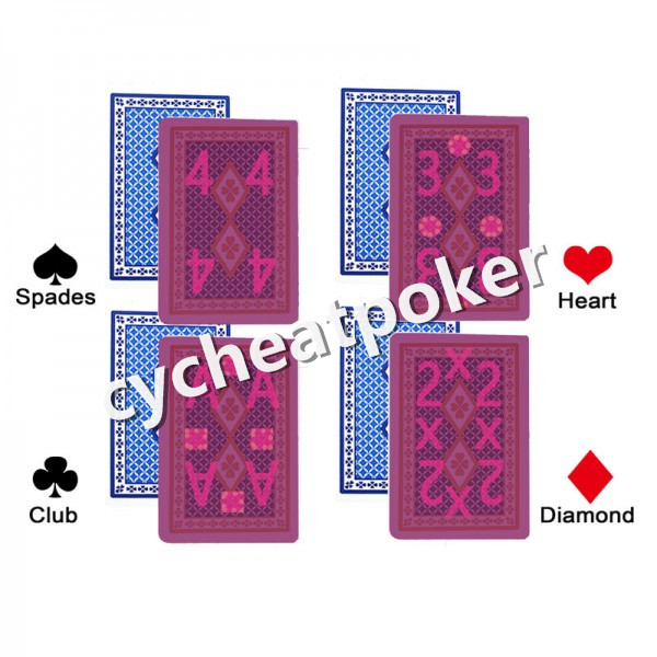 Cheat at Poker Marked Card for magic show | Cheat Poker