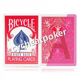 Invisible ink playing cards USA Bicycle Poker