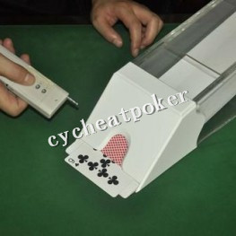 Poker Cheating Device Poker Shoe With Samsung Poker Analyzer Baccarat Cheat