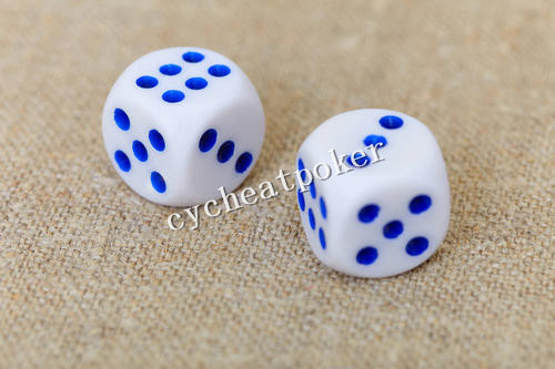 Universal mercury dice magic dice Get Any Pip You Need